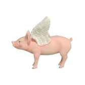 figurine cochon this little piggy piggies fly tlp16838