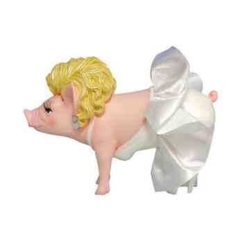 Figurine Cochon - This Little Piggy - Ham it up - TLP16832