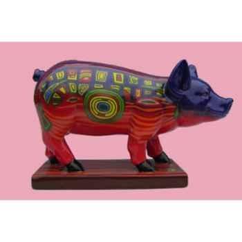 Figurine Cochon - Party Piggies - Viennese Delight - PAP05