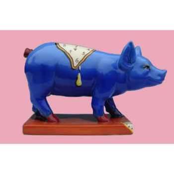 Figurine Cochon - Party Piggies - Time Drips - PAP12