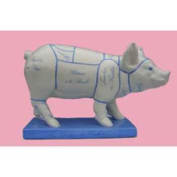 Figurine Cochon - Party Piggies - Les délices du cochon - PAP10