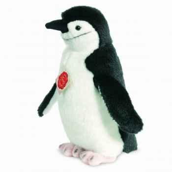 Peluche pingouin 26 cm hermann 90014 6