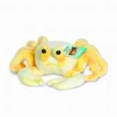 peluche crabe 19 cm hermann 90119 8