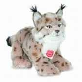 peluche lynx 26 cm hermann 90449 6