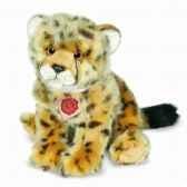 peluche leopard 29 cm hermann 90453 3