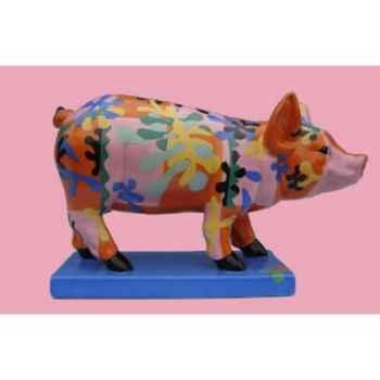 Figurine Cochon - Party Piggies - Fauvorite - PAP01