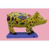 figurine cochon party piggies deco ole pap03