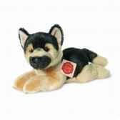 peluche chien berger allemand couche 23 cm hermann 92706 8