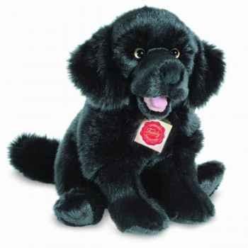 Peluche chien terre neuve 29 cm hermann 92770 9
