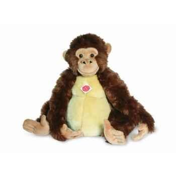 Peluche orang outan 40 cm hermann 92941 3