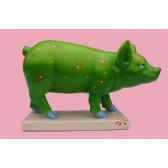figurine cochon party piggies bottom up pap08
