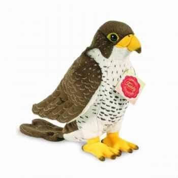 Peluche falcon 19 cm hermann 94110 1