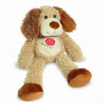 Peluche chien 30 cm hermann 94625 0