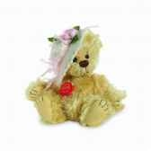 peluche miniature ours helene 14 cm collection ed limitee teddy hermann 15095 4
