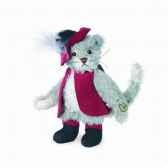 peluche miniature chat botte 9 cm collection ed limitee hermann 15188 3