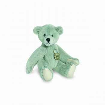 Peluche miniature ours teddy gris clair 6 cm collection teddy original hermann -15774 8