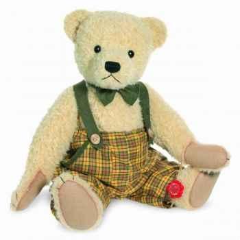 Peluche ours teddy bear edmund 43 cm collection éd. limitée 100 ex. hermann -16642 9