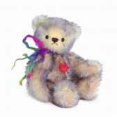 peluche ours teddy lilli 23 cm collection ed limitee 300 ex hermann 17012 9