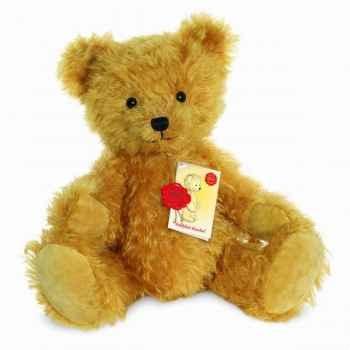 Peluche ours teddy bear kuschel 37 cm collection éd. limitée hermann -17037 2
