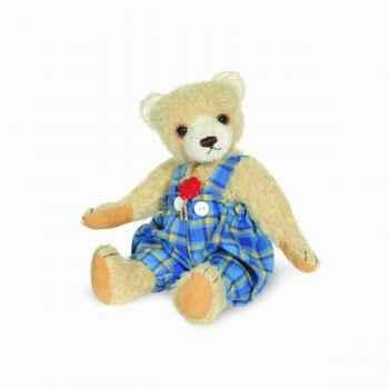 Peluche ours teddy bear krümelchen 17 cm collection éd. limitée 100 ex. hermann -17038 9