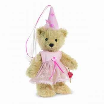 Peluche teddy fairy 23 cm collection éd. limitée hermann -17039 6