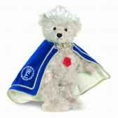 peluche ours teddy reine elisabeth 30 cm collection ed limitee 300 ex hermann 17502 5