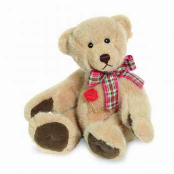 Peluche ours teddy burschi 26 cm collection éd. limitée 100 ex. hermann -10104 8