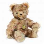 peluche ours teddy bear 100 ans 38 cm collection ed limitee hermann 14641 4