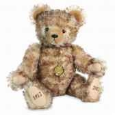 peluche ours teddy bear 100 ans 45 cm collection ed limitee 300 ex hermann 14642 1