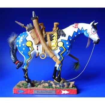 Figurine Cheval - Painted Ponies - Woodland Hunter Grande - 12385