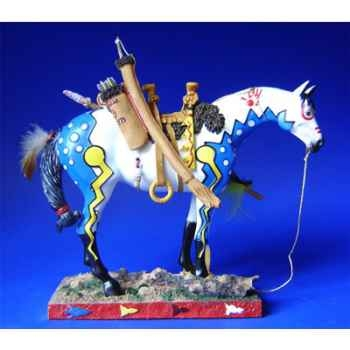 Figurine Cheval - Painted Ponies - Woodland Hunter - 12220