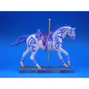 Figurine Cheval - Painted Ponies - Vi\'s Violet Vision - 1476