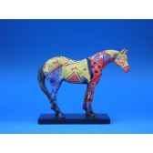 figurine chevapainted ponies thunderbird suite 1582