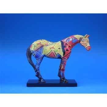 Figurine Cheval - Painted Ponies - Thunderbird Suite - 1582