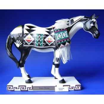 Figurine Cheval - Painted Ponies - Tewa Horse Grande - 12386
