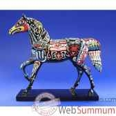 figurine chevapainted ponies spirits of northwest 12234
