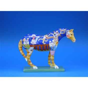 Figurine Cheval - Painted Ponies - Kitty Cats Ball - 1585