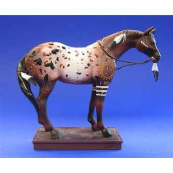 Figurine Cheval - Painted Ponies - Horse with No Name - 12229