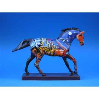 Figurine Cheval - Painted Ponies - Grandfathers Journey - 1589