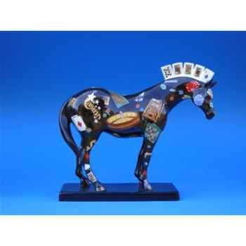 Figurine Cheval - Painted Ponies - Fire Card Stud - 1459