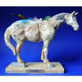 figurine chevapainted ponies fetish pony grande 12384