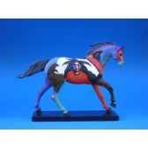 figurine chevapainted ponies earth wind et fire 1545