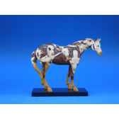 figurine chevapainted ponies cowpony 1584