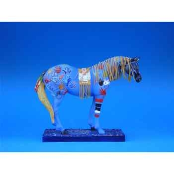 Figurine Cheval - Painted Ponies - Blue medicine - 1547