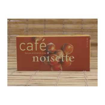 Café Gallia du Kenya à la noisette Maison Faguais - arom01