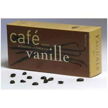 Café Excelso de Colombie à la vanille Maison Faguais - arom03