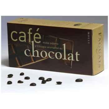 Café Moka Sidamo d'Ethiopie au chocolat Maison Faguais - arom05