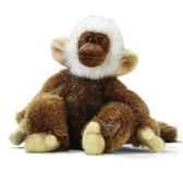 anima peluche gibbons assis 23 cm 2834