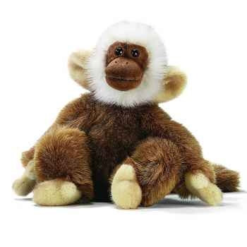 Anima - Peluche gibbons assis 23 cm-2834