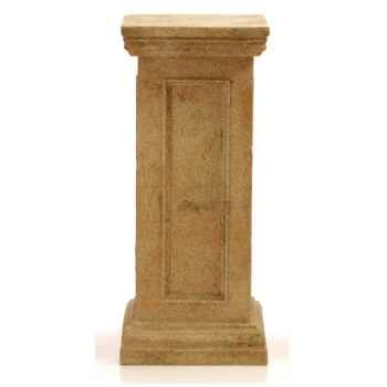 Colonne et Piedestal Bristol Podest Medium, bronze et vert de gris -bs1024vb